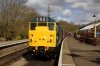 31101 waits to depart Bitton with the 1055 Oldland Common - Avon Riverside