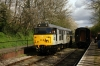 31130 runs round at Oldland Common to work the 1150 Oldland Common - Avon Riverside