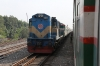 BR BED30 6501 arrives into Tangail with 705 1000 Dhaka Kamlapur - Dinajpur