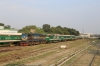 BR BED30 6522 shunting stock at Rajshahi