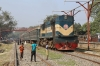 BR BEA20 6008 at Chapai Nawabganj being prepared to work 566 1000 Chapai Nawabganj - Rajshahi
