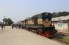 BR BEM20 6103 at Kalukhali Jn with 756 0800 Rajshahi - Goalando Ghat