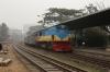 BR MEI15 2903 at Biman Bandar with 744 0630 Dewangang Bazar - Dhaka Kamlapur