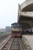 BR MEH14 2516 on shunting duty at Dhaka Kamlapur
