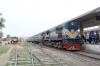 BR BEB22 6309 is stabled at Rajshahi with an oil train, while BR BEA20 6003 is prepared to work 77 1520 Rajshahi - Rohapur