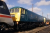 AC Loco Group's 84001 at Barrow Hill