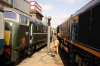 D832 & GBRf 66754 at Barrow Hill Rarities Gala