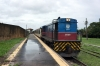 CBTU Alco RS8 6005 prepares to depart Ceara Mirim with the 1112 Ceara Mirim - Natal