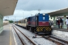 CBTU Alco RS8 6005 at Natal after arrival with the 1112 Ceara Mirim - Natal