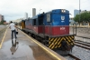 2013-CBTU Alco RS8 6005 at Natal preparing to depart with the 1240 Natal - Ceara Mirim