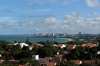 Recife from Olinda, Brazil