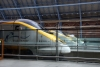 Eurostar sets at London St Pancras