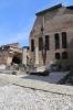 Romania, Bucharest - Curte Veche (Old Ruins)