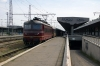 BDZ 44082 at Sofia with 2615 1300 Sofia - Varna