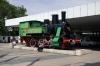 Steam 47.05 outside Sofia station