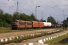 BDZ Cargo 44123/43511 arrive into Iskar with a freight