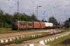BDZ Cargo 44123/43511 arrive into Iskar with a freight