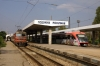 BDZ 44132 departs Podujane with 8601 1035 Sofia - Varna