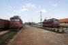 BDZ Cargo 43533 (L) & 43547 (R) at Iskar