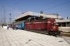 BDZ Sulzer 55116 waits departure from Levski with 24204 1122 Levski - Svishtov