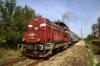 BDZ Sulzer 55196 departs Aleksandrovo with 24223 1350 Levski - Troyan