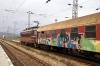 BDZ 44060 departs Poveljanovo with 30152 1025 Varna - Burgas