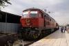 BDZ 07106 at Varna after arrival with 28103 0900 Kardam - Varna