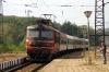 BDZ 44132 arrives into Beloslav with 8631 0718 Plovdiv - Varna