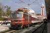 BDZ 44132 at Varna with 8632 1550 Varna - Plovdiv