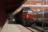 BDZ 07106 at Varna with 28104 1600 Varna - Kardam