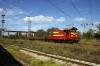 TTL 51175 shunting at Ruse Razpredelitelna Yard