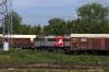 Bulma 87017, still with Iron Duke nameplates, at Ruse Razpredelitelna Yard