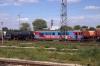 CFR Cargo Sulzer 601513 at Ruse Razpredelitelna Yard, Bulgaria