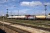 BDZ 55030 in Ruse Razpredelitelna Yard