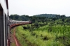 CamRail Bombardier MX620 CC2205 leads train 191 1910 (P) Yaounde - N'gaoundere between Bawa & N'gaoundere