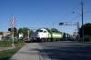 GO Tranist MPI MP40H-3C # 607 depats Markham with 70671 1800 Toronto Union - Lincolnville