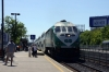 GO Transit MPI MP40H-3C #641 arrives into Exhibition with 920 1404 Aldershot - Oshawa on the Lake Shore Line
