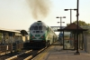 GO Transit MPI MP40H-3C #649 at Burlington with 495 1734 Toronto Union - Hamilton
