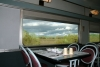 Dining Car on board VIA Rail's 693 1205 Winnipeg Union - Churchill