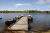 Caribou Lodge, First Cranberry Lake, Cranberry Portage, Manitoba, Canada