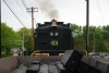 Catskill Mountain Railroad RS1 #401 between Kingston Westbrook & MP5 with a SARM Charter Train