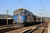 CFR Sulzer 60-1356 arrives into Beclean pe Sommes with IR1843 0518 Cluj Napoca - Beclean pe Sommes