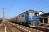 CRF Sulzer 60-1356 waits to depart Beclean pe Sommes with R4135 0730 Beclean pe Sommes - Sighetu Marmatiei