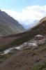 Cajon de Maipo, Andes, Chile - Baños Colina Hot Springs