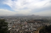 Santiago, Chile - views from Cerro San Cristobal