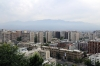 Santiago, Chile - views of the city from Cerro Santa Lucia
