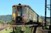 Temuco, Chile - Pablo Neruda Railway Museum