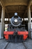 Temuco, Chile - Pablo Neruda Railway Museum - #803 - 4-8-2 Baldwin USA, 1940