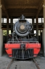 Temuco, Chile - Pablo Neruda Railway Museum - 858 - 4-8-2 Baldwin USA, 1952