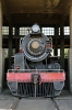Temuco, Chile - Pablo Neruda Railway Museum - 848 - 4-8-2 Baldwin USA, 1952